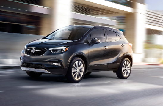 2017 Buick Encore Manual PDF