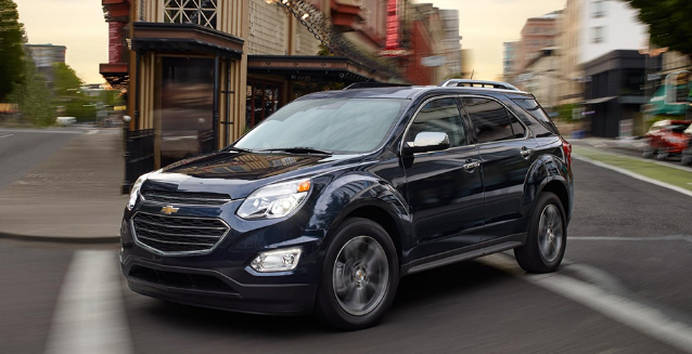 2017 Chevrolet Equinox Manual PDF