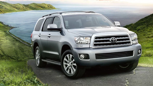 2017 Toyota Sequoia Owners Manual