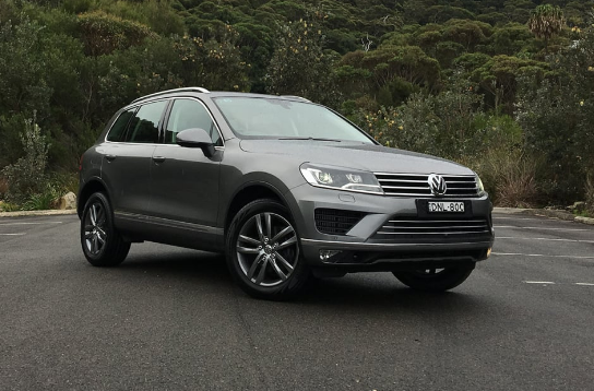 2017 Volkswagen Touareg Owners Manual