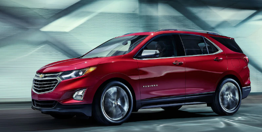 2018 Chevrolet Equinox Manual PDF