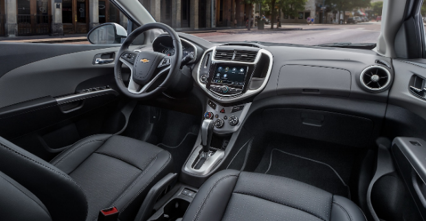 2018 Chevrolet Sonic Interior and Redesign