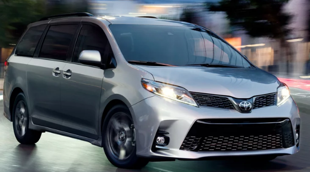 2018 Toyota Sienna Manual PDF