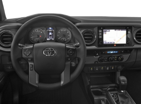 2018 Toyota Tacoma Interior and Redesign