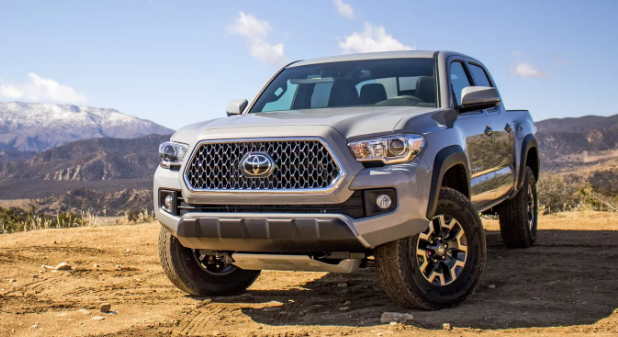 2018 Toyota Tacoma Owners Manual