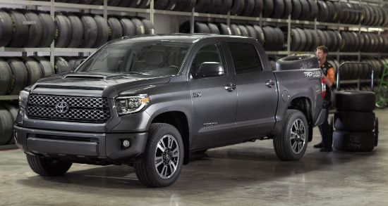 2018 Toyota Tundra Owners Manual