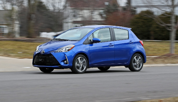 2018 Toyota Yaris Owners Manual