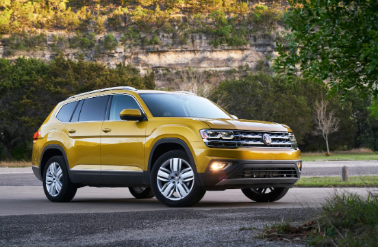 2018 Volkswagen Atlas Owners Manual