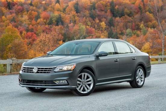 2018 Volkswagen Passat Owners Manual