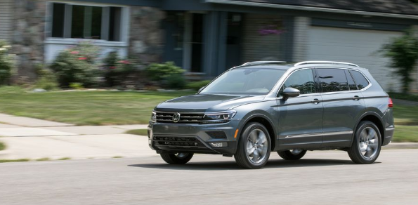2018 Volkswagen Tiguan Owners Manual