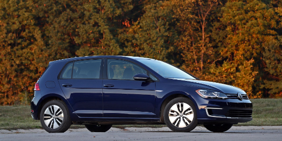 2018 Volkswagen e-Golf Owners Manual