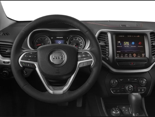 2015 Jeep Cherokee Interior and Redesign