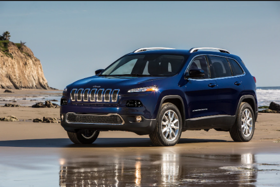 2015 Jeep Cherokee Owners Manual