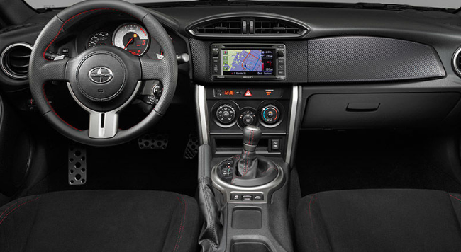 2015 Scion FR-S Interior and Redesign