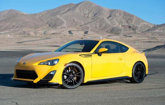 2015 Scion FR-S Owners Manual