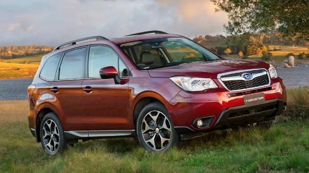 2015 Subaru Forester Owners Manual