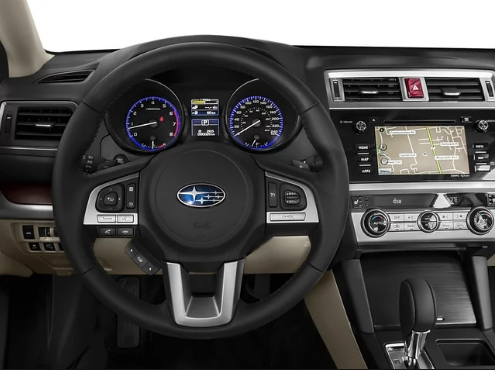 2015 Subaru Legacy Interior and Redesign