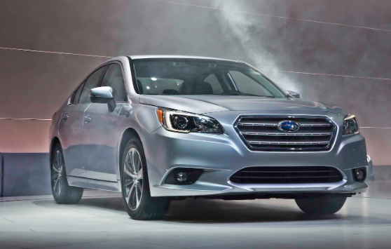 2015 Subaru Legacy Owners Manual and Concept