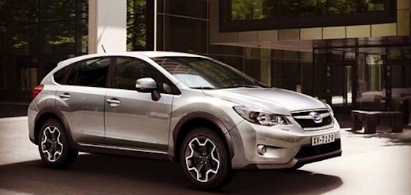 2015 Subaru XV Crosstrek Hybrid Owners Manual