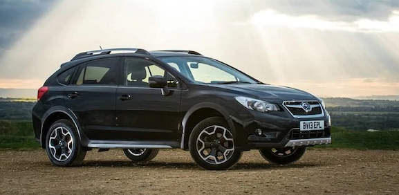 2015 Subaru XV Crosstrek Owners Manual