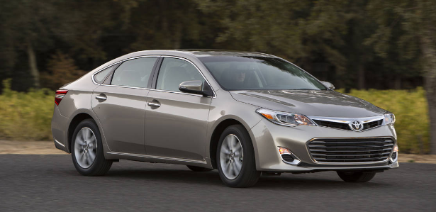 2015 Toyota Avalon Hybrid Owners Manual
