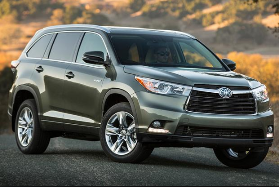 2015 Toyota Highlander Hybrid Owners Manual