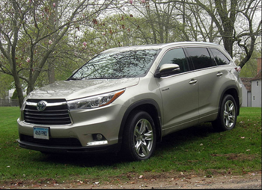 2015 Toyota Highlander Owners Manual and Concept