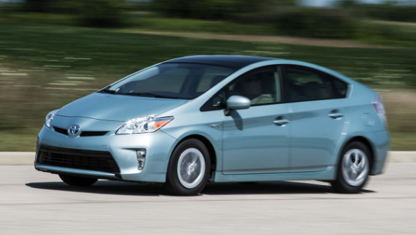 2015 Toyota Prius Owners Manual