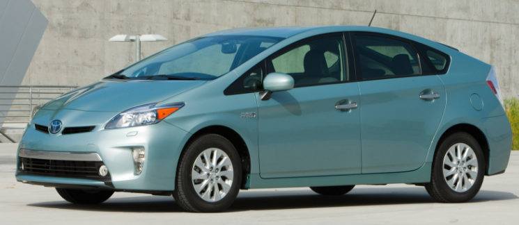 2015 Toyota Prius Plug-in Owners Manual