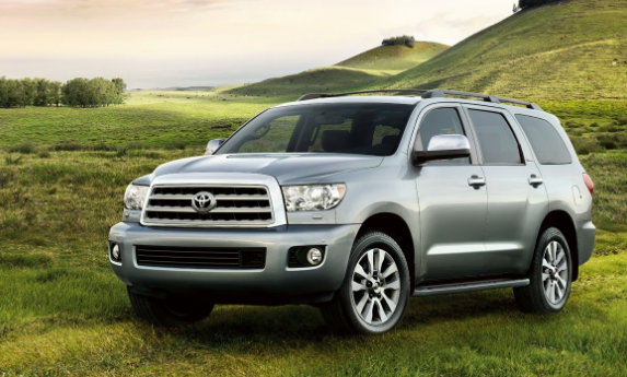 2015 Toyota Sequoia Owners Manual