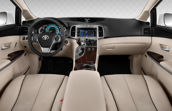 2015 Toyota Venza Interior and Redesign