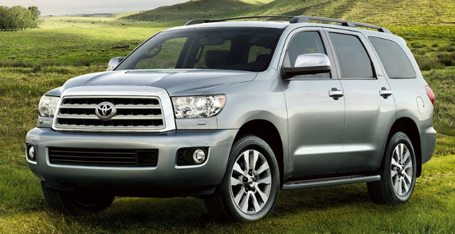 2016 Toyota Sequoia Owners Manual