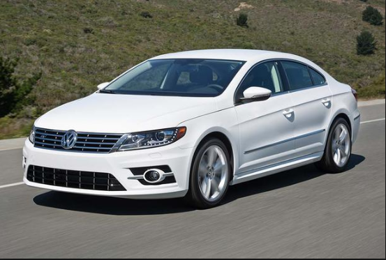 2016 Volkswagen CC Owners Manual