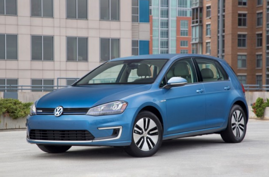 2016 Volkswagen E-Golf Owners Manual