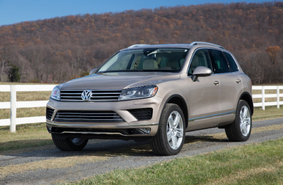 2016 Volkswagen Touareg Owners Manual