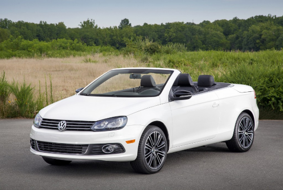 2015 Volkswagen Eos Owners Manual