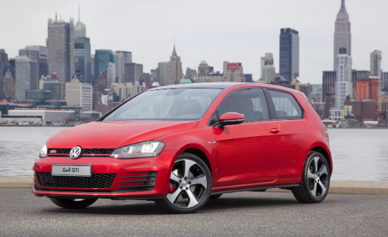 2015 Volkswagen Golf Owners Manual