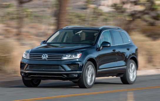 2015 Volkswagen Touareg Owners Manual