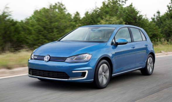 2015 Volkswagen e-Golf Owners Manual