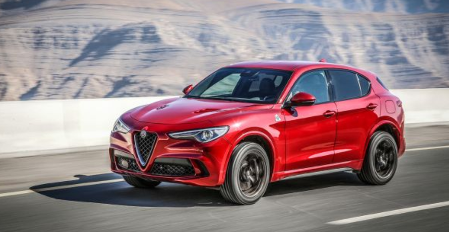 2019 Alfa Romeo Stelvio Owners Manual