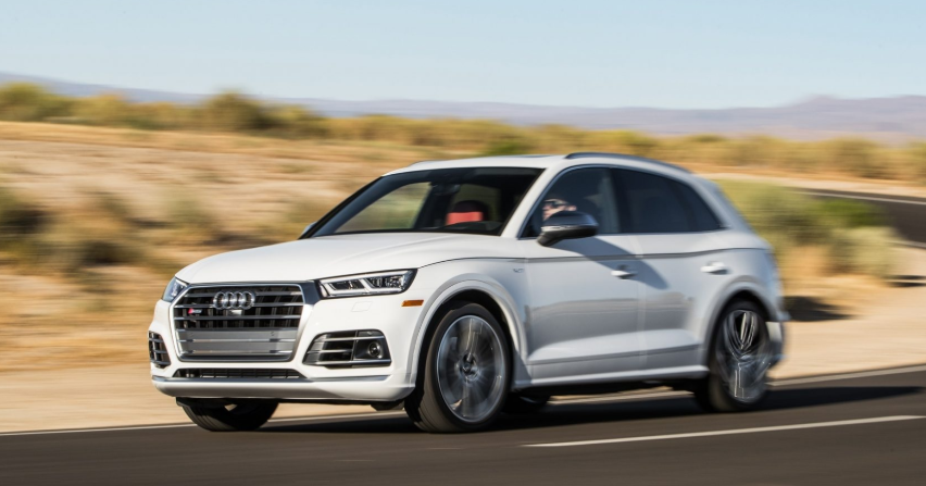 2020 Audi SQ5 Owners Manual