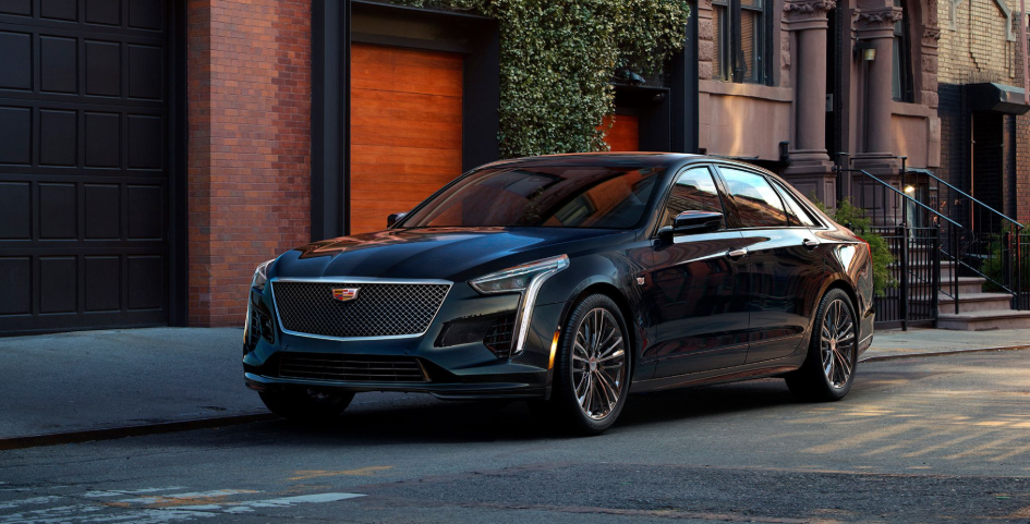 2020 Cadillac CTS Owners Manual