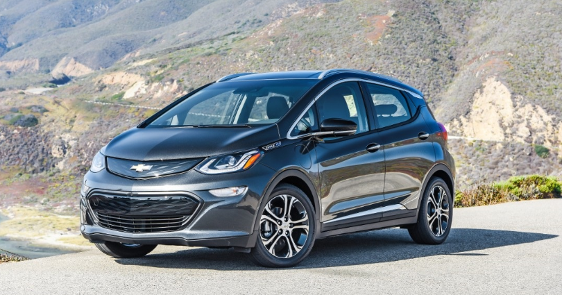 2019 Chevrolet Bolt EV Owners Manual