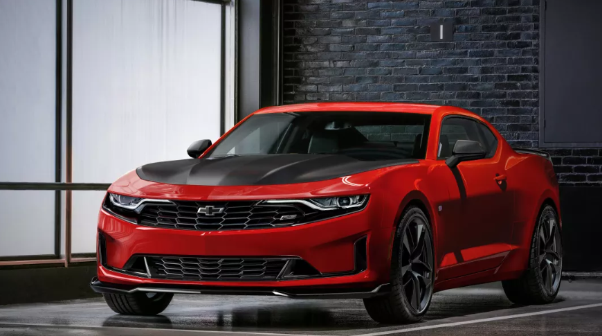 2020 Chevrolet Camaro Owners Manual