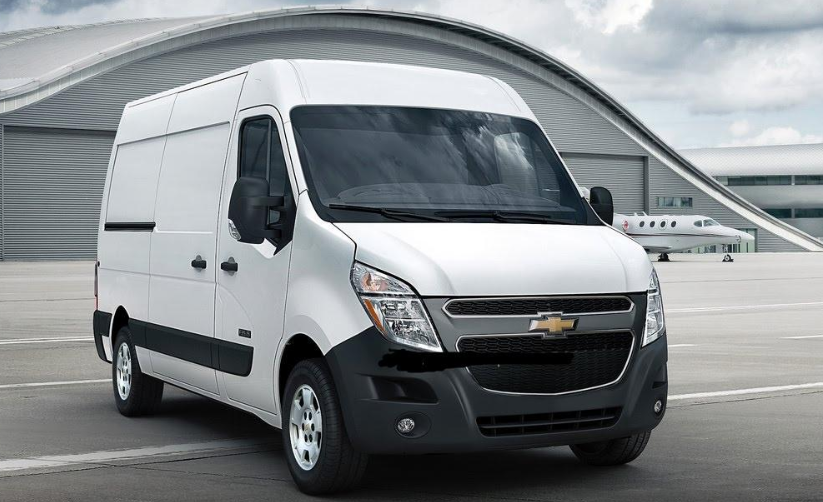 2020 Chevrolet City Express Owners Manual