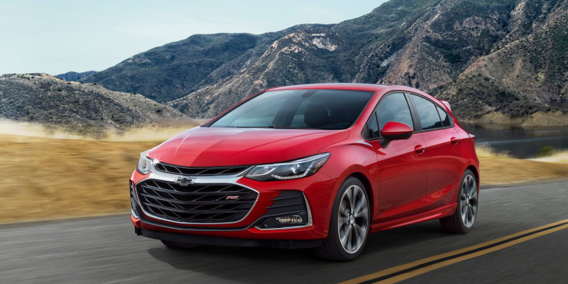 2020 Chevrolet Cruze Owners Manual