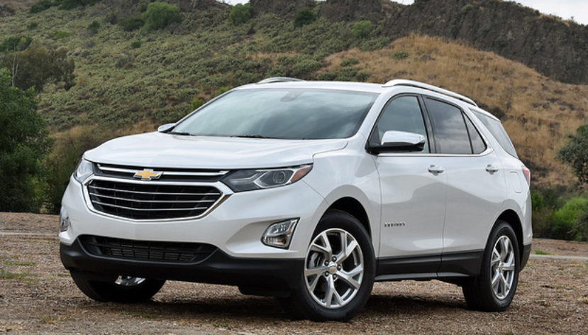 2020 Chevrolet Equinox Owners Manual