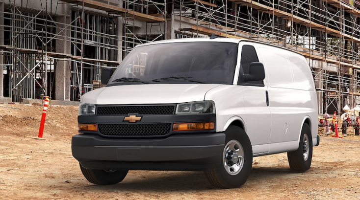 2020 Chevrolet Express 2500 Owners Manual