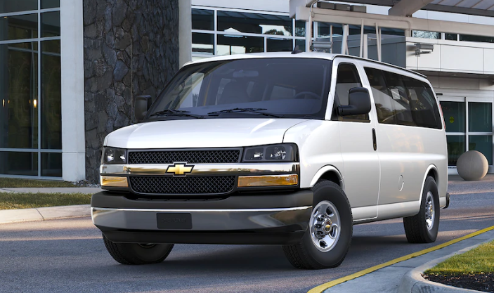 2020 Chevrolet Express 3500 Owners Manual