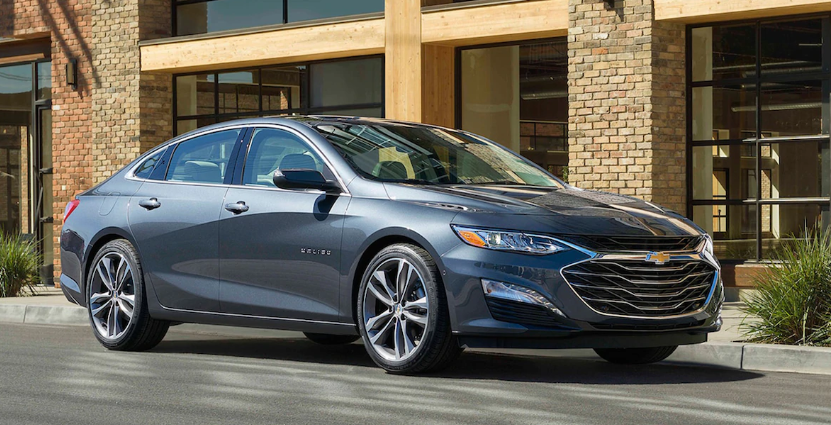 2020 Chevrolet Malibu Hybrid Owners Manual